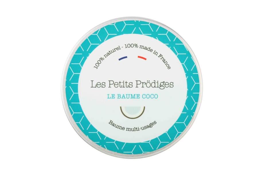 Le Baume Coco. 30 ml, 14,90 €, Les Petits Prödiges