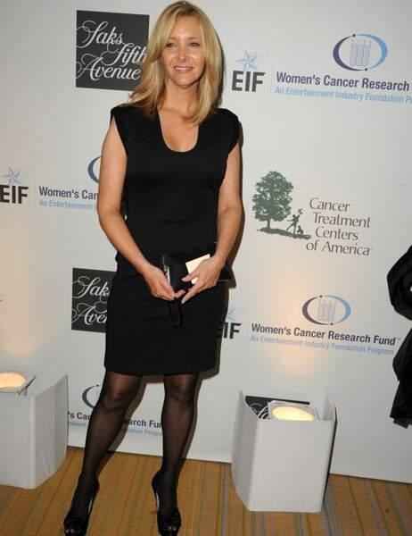 Lisa Kudrow sur red carpet