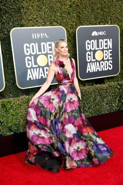 76ème cérémonie des Golden Globes : Molly Sims