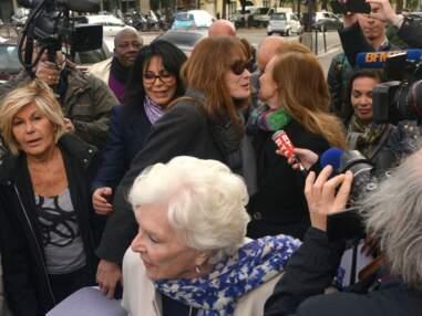 Les stars réunies au Trocadéro pour la bonne cause