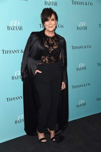 150 anniversaire d'Harper's Bazaar - Chris Jenner
