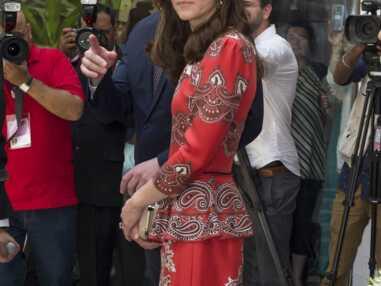 Kate Middleton et le prince William s'éclatent comme des petits fous en Inde