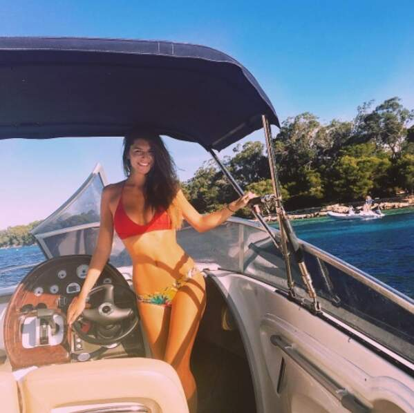 Election de Miss France 2018 - Julia Sidi Atman est Miss Côte d'Azur 2017