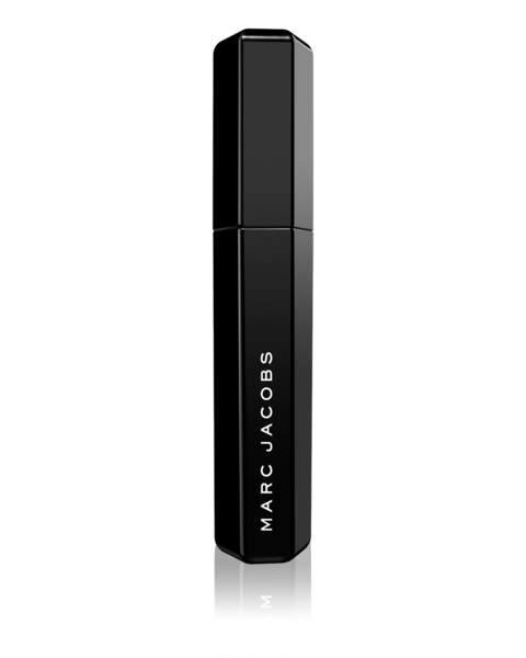 Mascara volume spectaculaire Velvet Noir, Marc Jacobs Beauty, 27,50 €