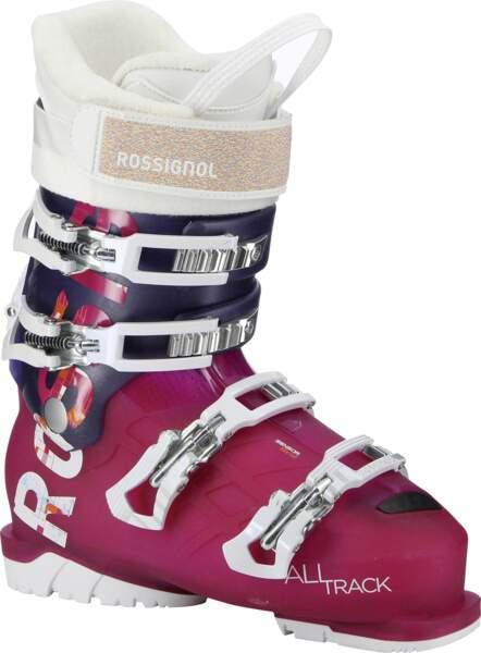 Chaussure de ski. A partir de 149,99 €, Rossignol chez Go Sport