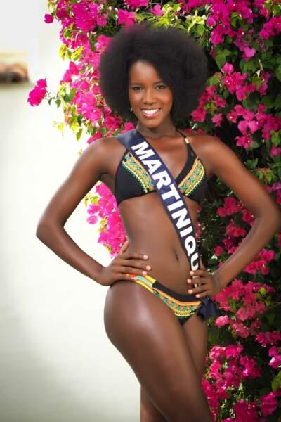 Miss Martinique 2017 - Laure-Anais Abidal