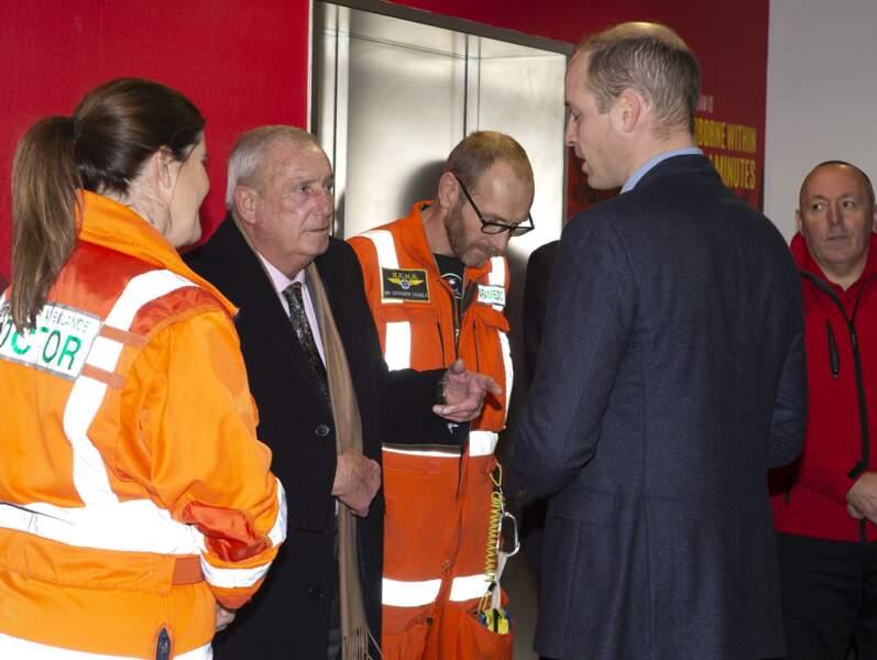 Il s'agissait des 30 ans de la London's Air Ambulance