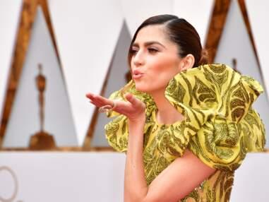 Oscars 2017 : Blanca Blanco dévoile sa culotte sur le red carpet