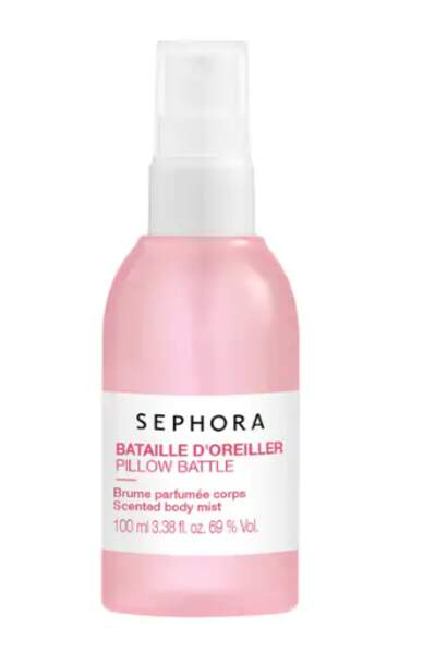 Brume parfumée corps, Sephora collection, 7,99€
