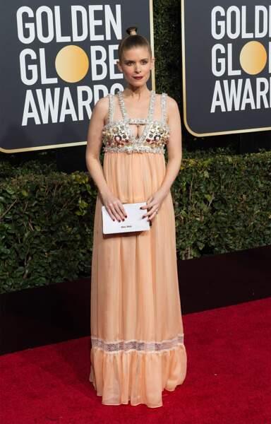 76ème cérémonie des Golden Globes : Kate Mara