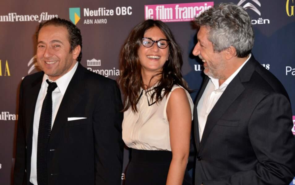 Patrick Timsit, Géraldine Nakache et Alain Chabat