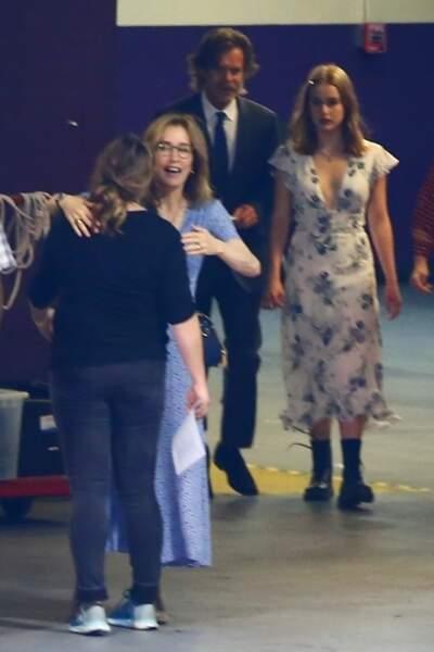 Felicity Huffman a assisté à la remise de diplôme de sa fille Sophia Grace