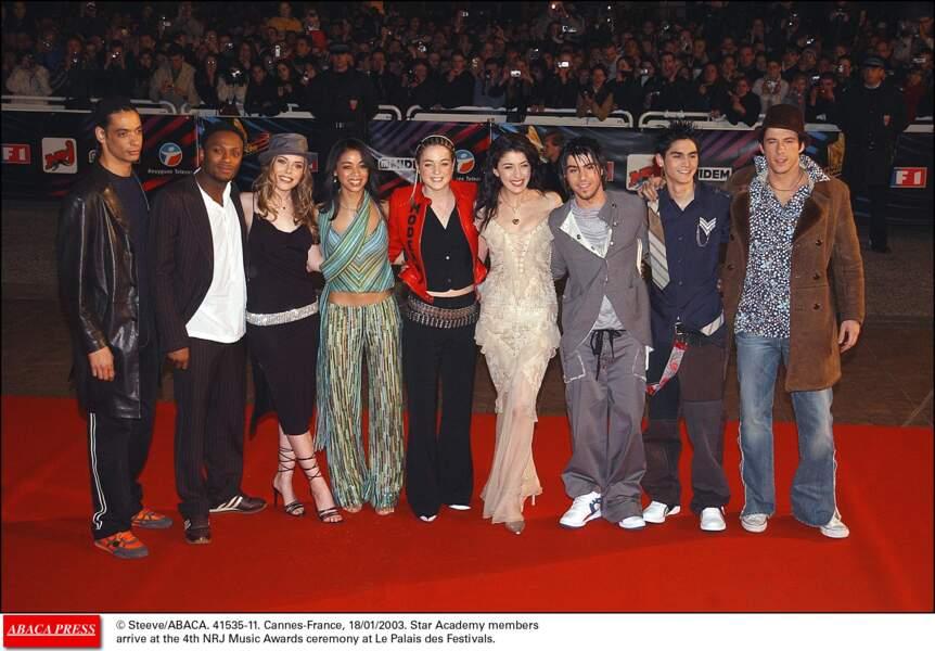 Star Academy : Aurélie Konaté de la saison 2