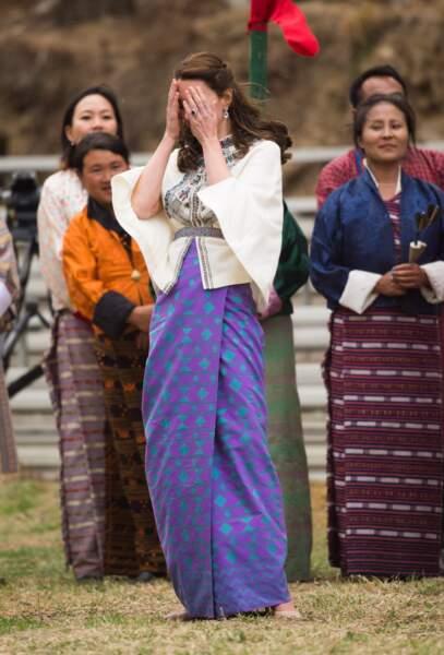 Et… Kate Middleton peut être fière d'avoir au moins essayé