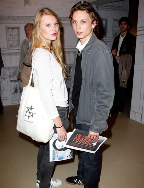 Ernst Umhauer et sa petite amie