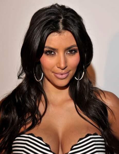 Kim Kardashian, avril 2008