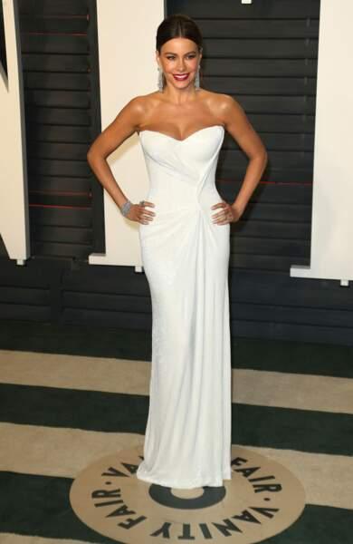 Victoria's Secret : Sofia Vergara est quant à elle la magnat la plus sexy