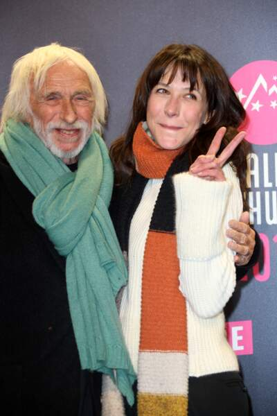 Pierre Richard et Sophie Marceau