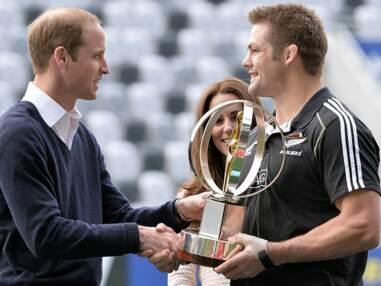 Une journée très fun pour le Prince William et Kate Middleton en Nouvelle Zélande