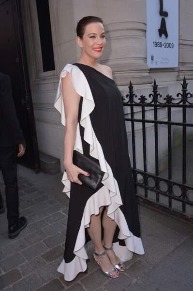 Dîner Vogue : Liv Tyler
