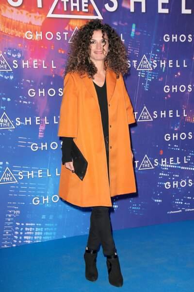 Avant-première de Ghost in the Shell : Barbara Cabrita