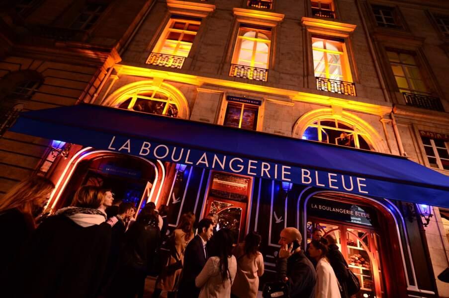 Welcome à la Boulagerie Bleue