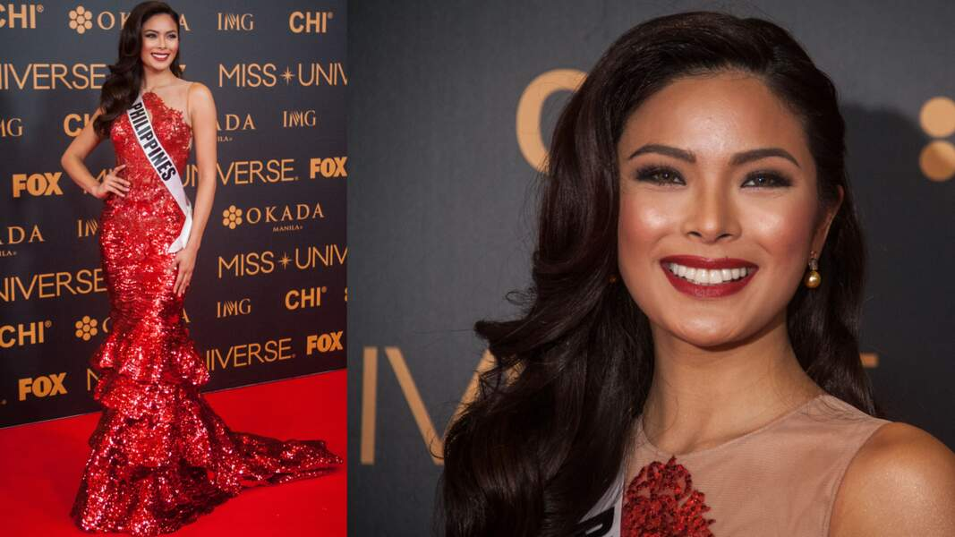 Candidate à Miss Univers 2016 - Miss Philippines : Maxine Medina