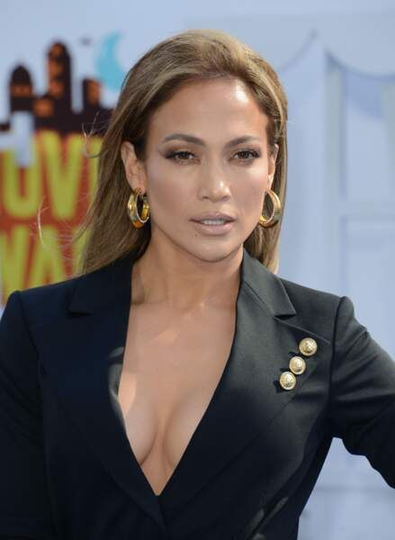 Jennifer Lopez a une fois de plus...