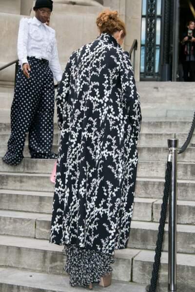 Non, elle n'a pas piqué le manteau de Jon Snow