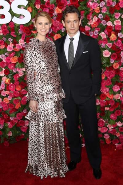 Claire Danes et son mari Hugh Dancy