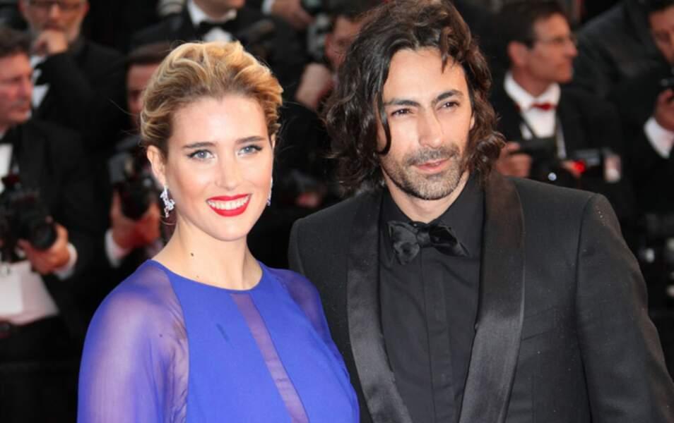 Vahina Giocante et son mari Mika