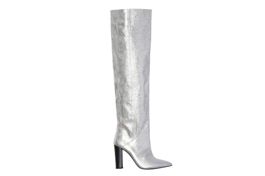 Georgia May Jagger x Morgan : Boots Chuiho, 199€