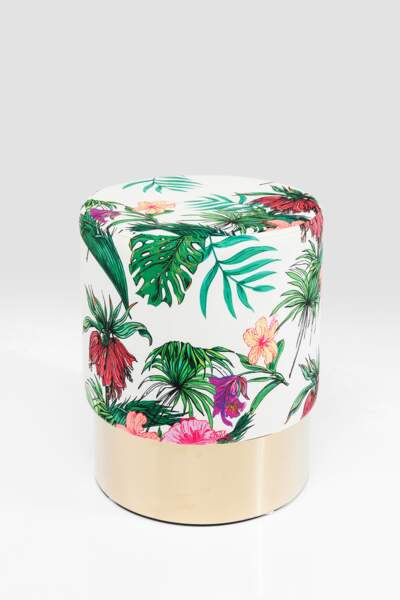 Pouf jungle. 99,90 €, Bathroom Graffiti.