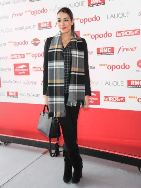 Star Academy : Sofia Essaïdi en 2015