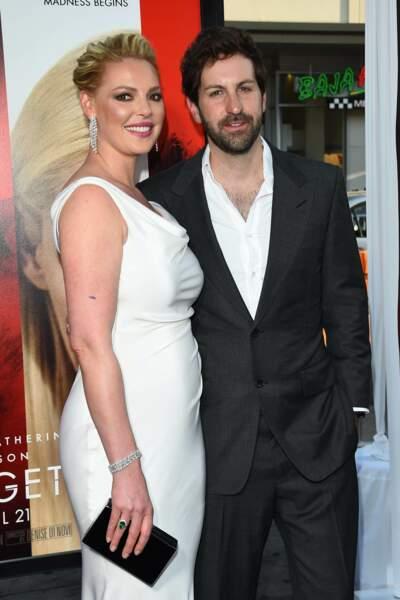 Avant-première d'Unforgettable : Katherine Heigl et Josh Kelley, un couple au top
