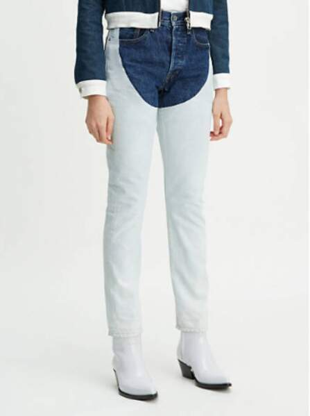 """Jean 501 """"Made & Crafted"""", Levi's, 160€"""
