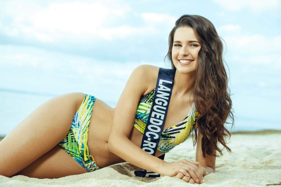 Miss Languedoc-Roussillon 2018: Lola Brengues