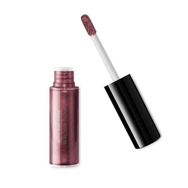 50 façons de briller : Rouge à lèvres liquide métallisé teinte Desirable Burgundy, Kiko, 7,95 euros