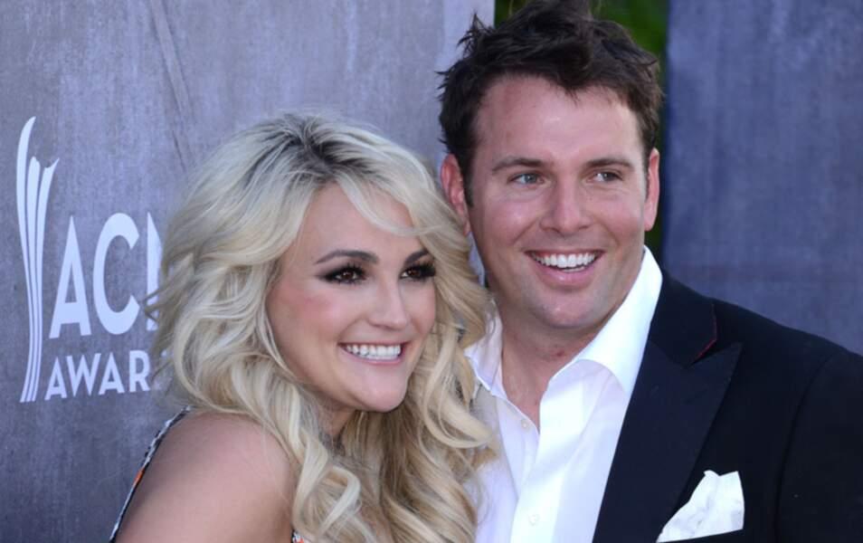 La petite soeur de Britney, Jamie Lynn Spears et Jamie Watson