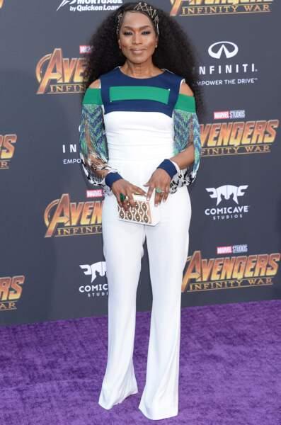 Première mondiale d'Avengers: Infinity War - Angela Bassett