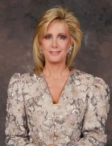 Joan Van Ark jouait Valène Ewing dans le soap Côte Ouest