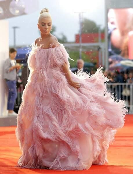 Lady Gaga à la 75e Mostra de Venise