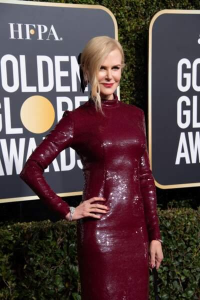 76ème cérémonie des Golden Globes : Nicole Kidman