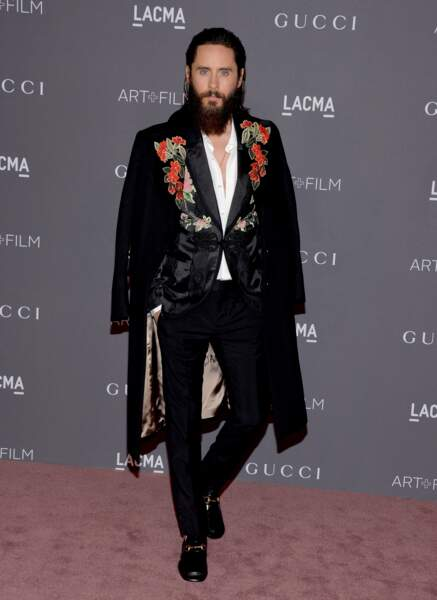 Jared Leto 2017 LACMA Art + Film Gala - LA