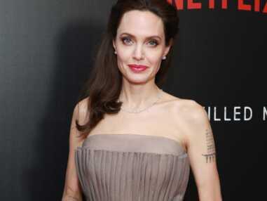 PHOTOS Angelina Jolie : ses six enfants réunis pour la première de son film