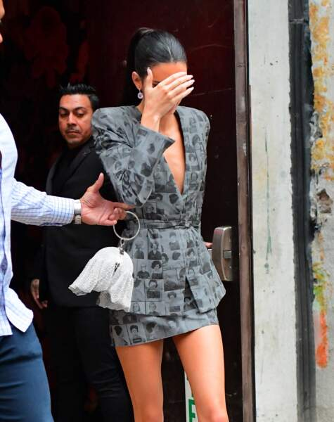 Kendall Jenner et Harry Styles quittent l'after party du Met Gala 2019