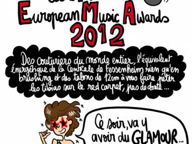 La cérémonie des MTV EMA vue par Louison