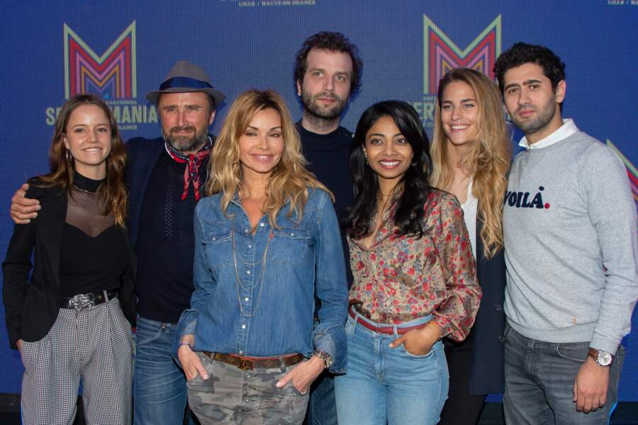"Le casting de ""Demain Nous Appartient"" au Series Mania International Film Festival"