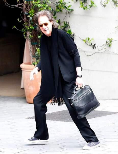 L'acteur Richard Lewis