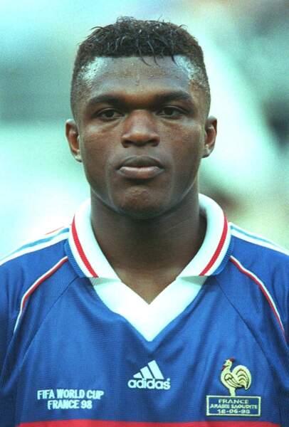 Marcel Desailly en 1998 (29 ans)